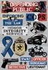 Defending The Public Cardstock Stickers - Karen Foster