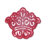 Crown, Ornate Embosslits Die - Sizzix