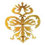 Ornamental Crest Die - Sizzlits Die - Sizzix