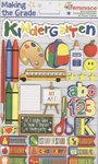 Kindergarten Stickers - Making The Grade - Reminisce