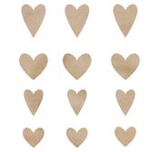 Hearts - Wood Flourishes - KaiserCraft