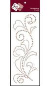 Taupe Pearl Flourish CRB Series 2 - Zva Creative