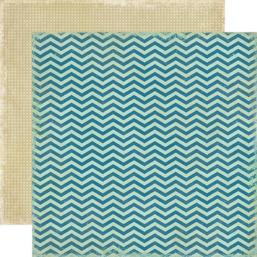 Chevrons Paper - For The Record - Documented - Echo Park