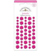 Bubblegum Jewel Stickers - Doodlebug