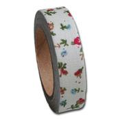 Floral Garden Fabric Tape - Maya Road Fabric Tape - Maya Road