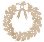 Wreath Wooden Flourish - KaiserCraft
