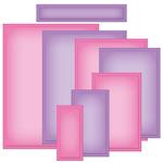 A2 Matting Basics A Die Templates - Nestabilities - Spellbinders