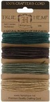 Camo  20# Hemp Cord Card Set - Hemptique