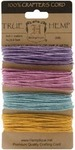 Pastel  20# Hemp Cord Card Set - Hemptique