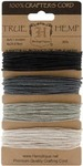 Onyx  20# Hemp Cord Card Set - Hemptique