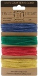Topaz  20# Hemp Cord Card Set - Hemptique