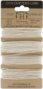 Natural Bamboo Cord Card Set - Hemptique