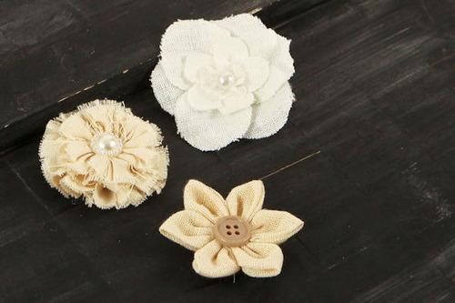 Tessitura Set B Flowers - Prima
