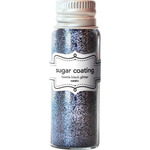 Beetle Black Metallic Sugar Coating Glitter - Doodlebug