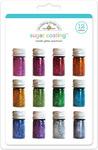 Metallic Glitter Assortment Set - Doodlebug