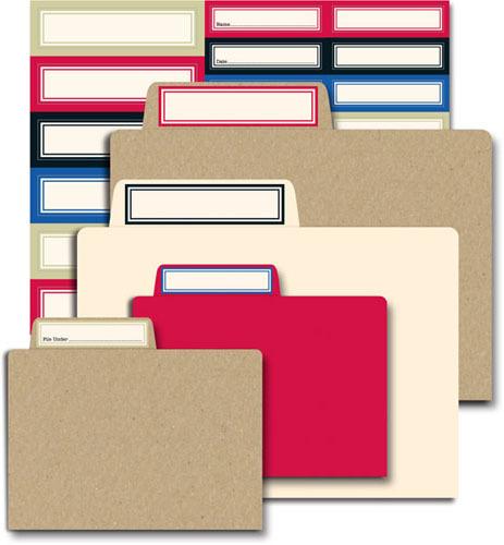 File Folders - Jenni Bowlin