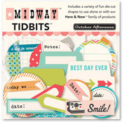 Midway Tidbits - October Afternoon