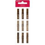 Walnut Grove Mini Clothes Pins - Pebbles