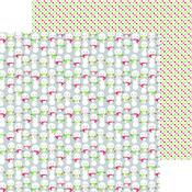 Frosty Friends 12x12 Paper - Doodlebug