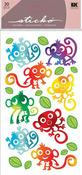 Monkey Club Stickers