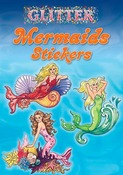 Mermaids Glitter Sticker Book - Dover