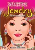 Jewelry Glitter Sticker Activity Book - Dover