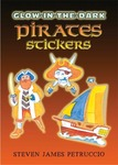 Pirates Glow-In-The-Dark Sticker Book - Dover