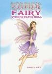 Paper Doll Fairy Glitter Sticker Book - Dover