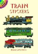 Train Sticker Book - Dover