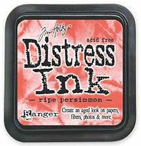 Ripe Persimmon Distress Ink Pad - Tim Holtz
