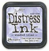 Shaded Lilac Distress Ink Pad - Tim Holtz
