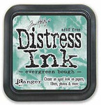 Evergreen Bough Distress Ink Pad - Tim Holtz