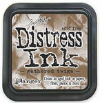 Gathered Twigs Distress Ink Pad - Tim Holtz
