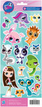 Littlest Pet Shop Stickers - American Crafts