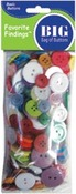 Multi Big Bag Of Buttons - Basic Buttons