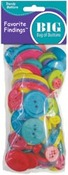 Carnival Big Bag Of Buttons - Trendy Buttons
