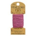 Light Pink Hemp 20 lb Crafters Cord - Hemptique