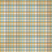 Multi Plaid Paper - Lost & Found 3 - Oliver - My Minds Eye
