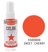 Sweet Cherry Iridescent Color Shine Spritz- Heidi Swapp