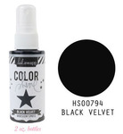Black Velvet Iridescent Color Shine Spritz - Heidi Swapp