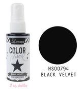 Black Velvet Iridescent Color Shine Spritz - Heidi Swapp