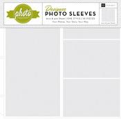 Designer Photo Sleeves - 6x12 & 4x6 - Photo Freedom - Echo Park