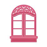 Window Two Die D - Lites - Shapeabilities - Spellbinders