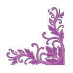 Fantastic Flourish Two Die D - Lites - Shapeabilities - Spellbinders