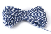 Midnight Blue Bakers Twine, 15 Yards