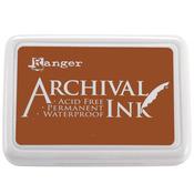 Sepia Archival Ink Pad - Ranger