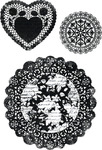 Doilies Clear Stamps