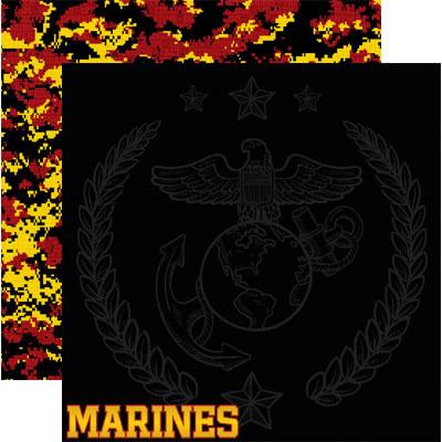 Marines Paper - Reminisce