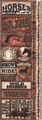 Horses Cardstock Stickers - Reminisce