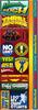 Adrenaline Rush Cardstock Stickers - Reminisce